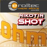 eroltec Nikotin Shots