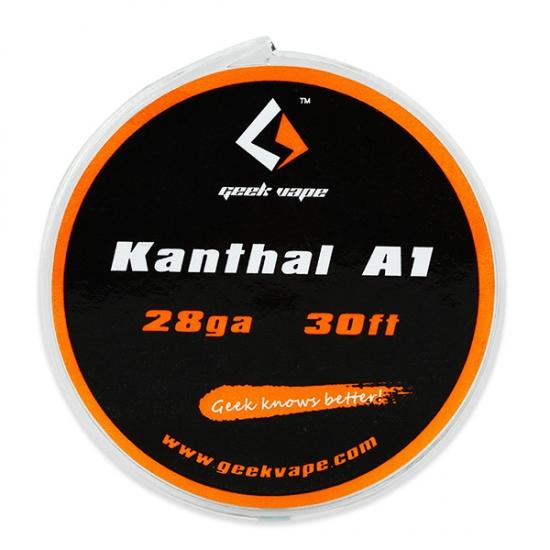 Kanthal A1 Heizdraht - 9 Meter