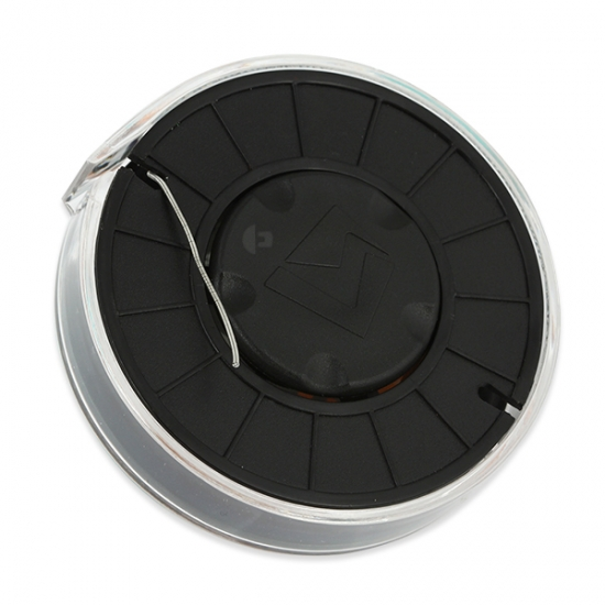 Clapton Kanthal Heizdraht (0,4mm + 0,2mm) - 5 Meter