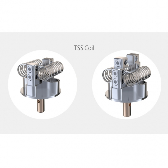 10x iJoy TSS Notch Coil