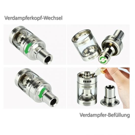 Joyetech Elitar Pipe VT 18650 Kit
