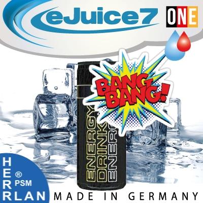 EnergyBANG eJuice7 ONE eLiquid 10ml