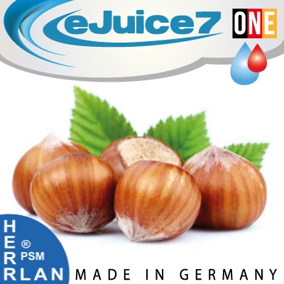Haselnuss-Kuss eJuice7 ONE eLiquid 10ml