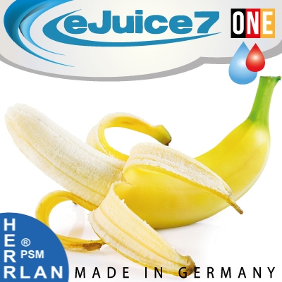 Banana Club eJuice7 ONE eLiquid 10ml