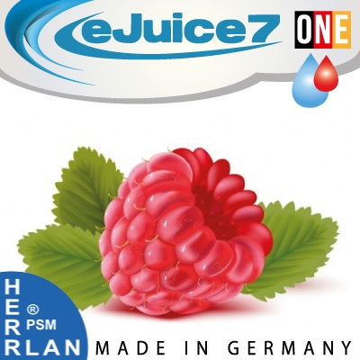 Himbeer-Mund eJuice7 ONE eLiquid 10ml