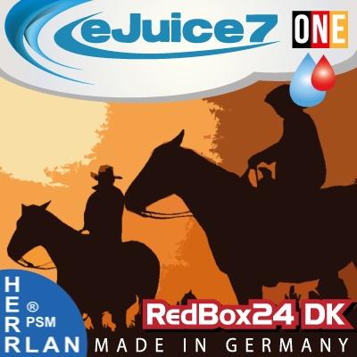 RedBox24 DK eJuice7 ONE eLiquid 10ml