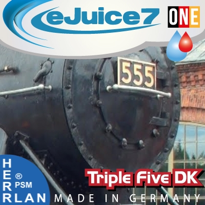 Triple Five DK eJuice7 ONE eLiquid 10ml
