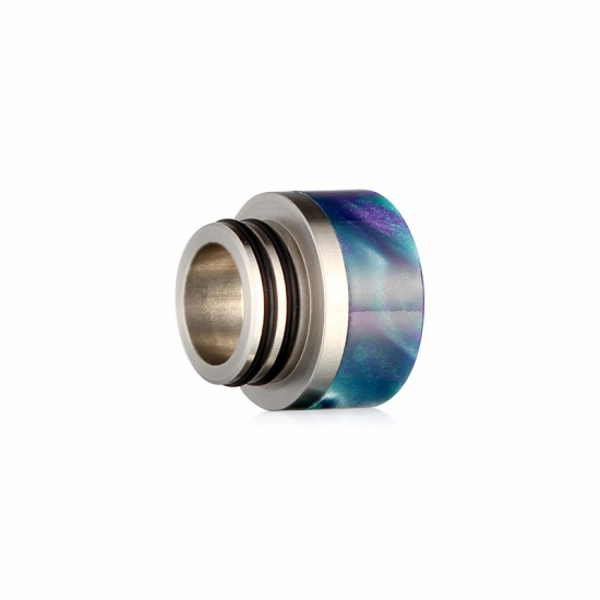 EP SS Resin Drip Tip TFV8/12 - No.7