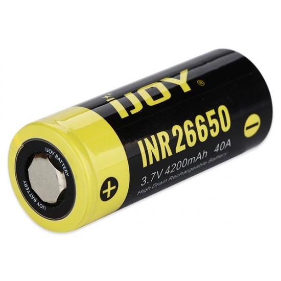 iJOY INR 26650 4200mAh - 40A