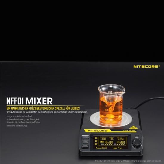Nitecore NFF01 - Magnetrührer