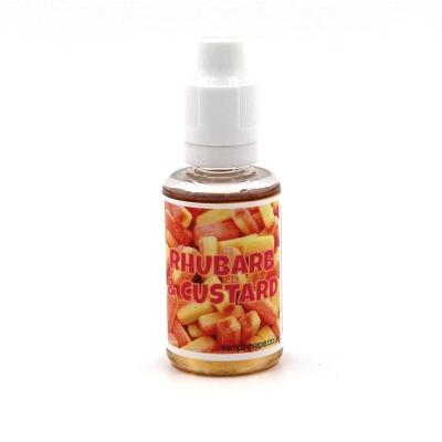 Rhubarb & Custard Vampire Vape 30ml