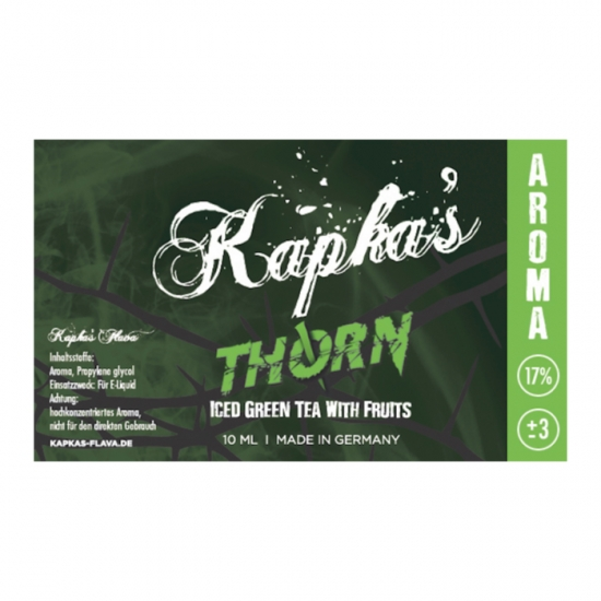 Thorn Kapkas Aroma 10ml