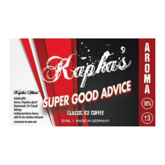 Super Good Advice Kapkas Aroma 10ml