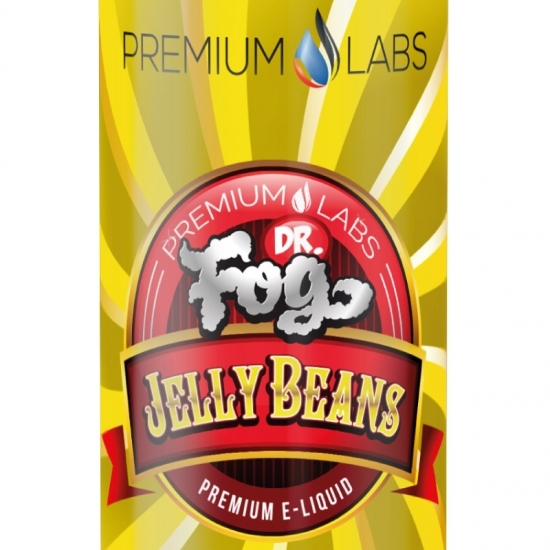 Jelly Bean Orange - Dr. Fog Shaken Vape 50ml