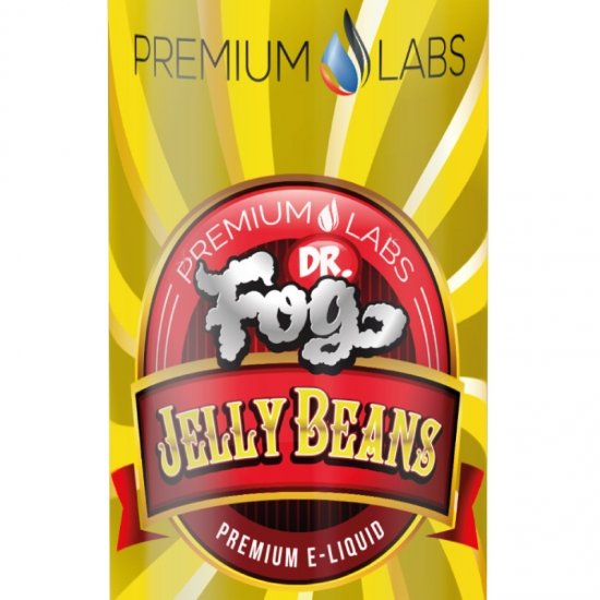 Jelly Bean Ananas - Dr. Fog Shaken Vape 50ml