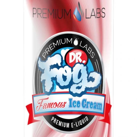Zimtpudding mit Tabak - Dr. Fog Shaken Vape 50ml