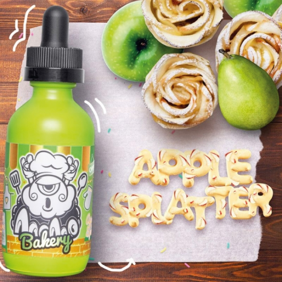 Apple Splatter - MoMo Shaken Vape 50ml