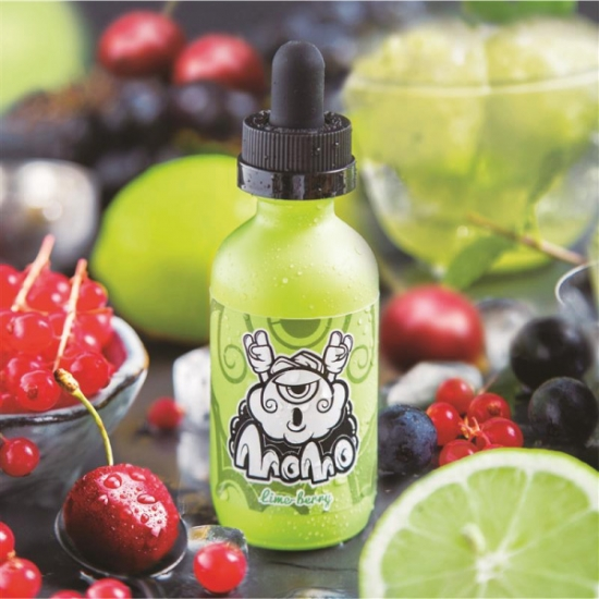 Lime Berry - MoMo Shaken Vape 50ml