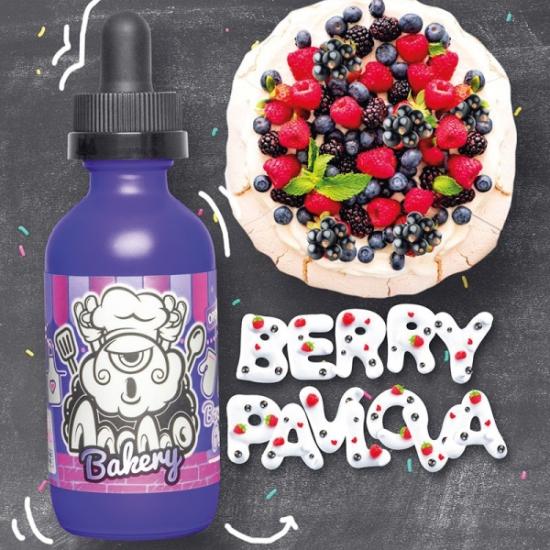 Berry Pavlova - MoMo Shaken Vape 50ml