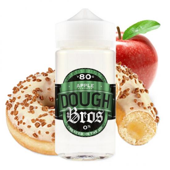 Apple - Dough Bros Shaken Vape Liquid 80ml