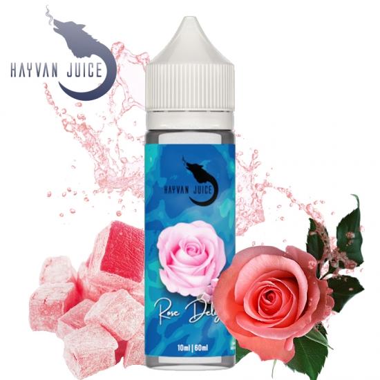 Rose Delight Shake n Vape  - Hayvan Aroma 10ml