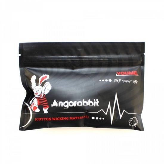 Angorabbit - Baumwollwatte