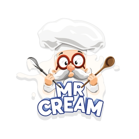 Vanilla Peach - Mr. Cream Shaken Vape 100ml