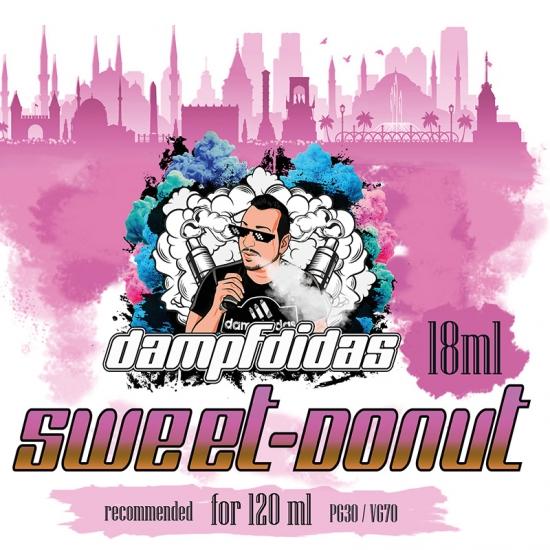 Sweetdonut - Dampfdidas Aroma 18ml