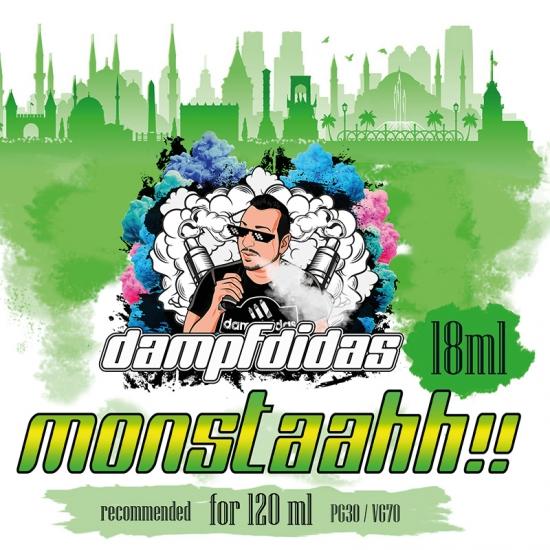 Monstaahh - Dampfdidas Aroma 18ml