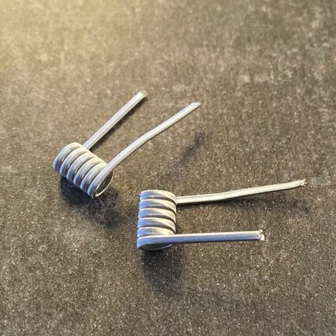 2x Alien Handmade Replay Coils