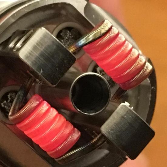 2x FAFNIR Handmade Replay Coils