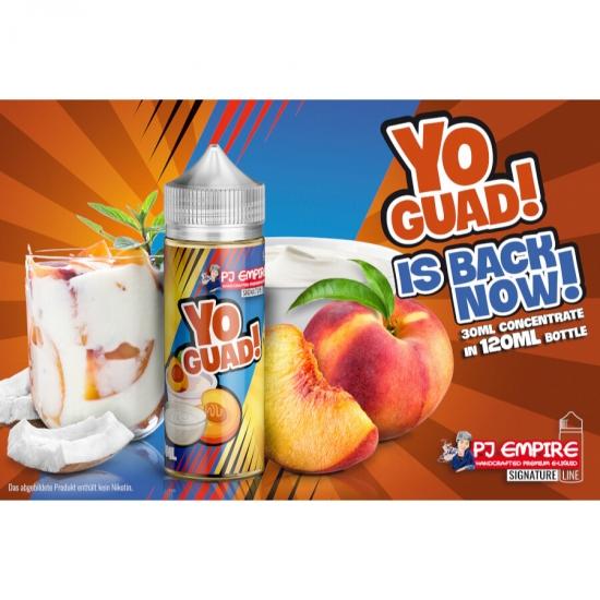 Yo Guad! - PJ Empire Aroma 30ml