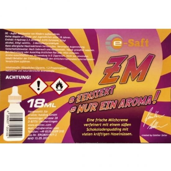ZM - eSaft Aroma 18ml