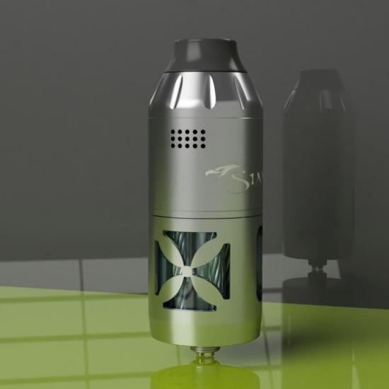 Green Apple Star Dark Burner Aroma 10ml