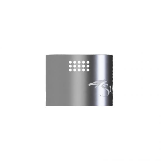 5x Meshstreifen 300 Edelstahl DL - 6,8x51mm