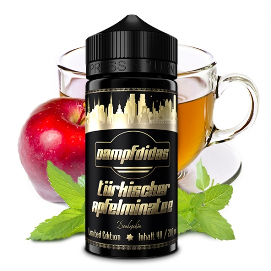 Apfelminztee - Dampfdidas Aroma 40ml