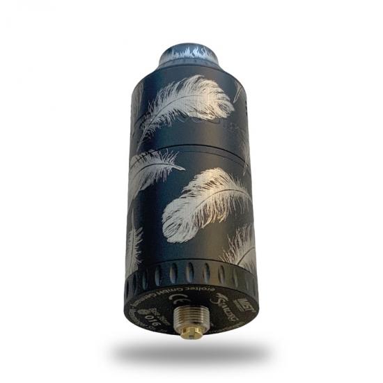 IMIST Simurg V1.5 PVD Black - Feathers (Edition)
