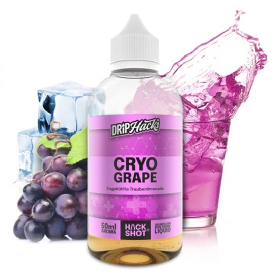 Cryo Grape - Drip Hacks Aroma 50ml