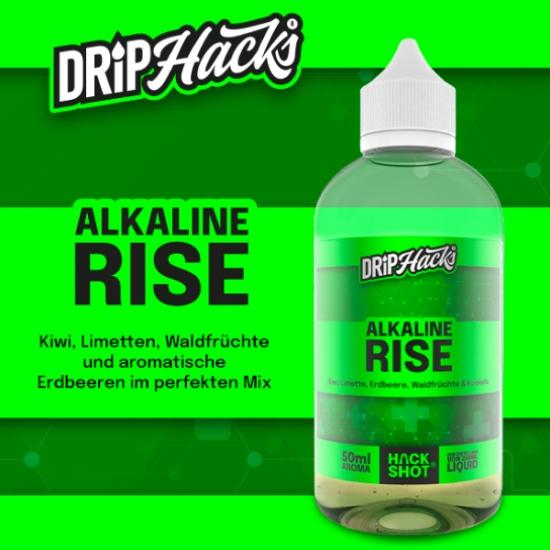 Alkaline Rise - Drip Hacks Aroma 50ml