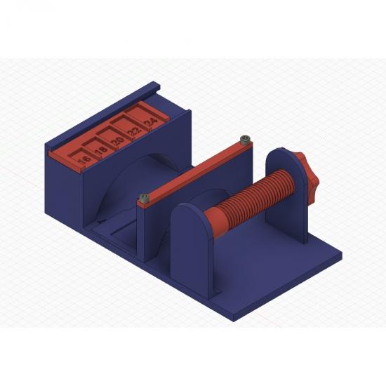 OBIs Mesh-Workbench - 3D Druckdateien