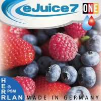 "Waldfrucht Mix ""eJuice7 ONE"" eLiquid 10ml"