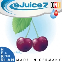 "Kirsch-Pool ""eJuice7 ONE"" eLiquid 10ml"