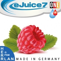 "Himbeer-Mund ""eJuice7 ONE"" eLiquid 10ml"