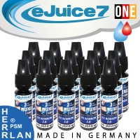eJuice7 ONE Sammelbestellung 10ml