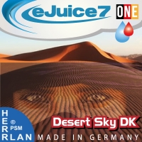 Desert Sky DK eJuice7 ONE eLiquid 10ml