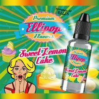 Sweet Lemon Cake ElliPop Aroma 10ml