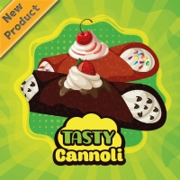 Cannoli Big Mouth Aroma 10ml