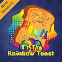 Rainbow Toast Big Mouth Aroma 10ml