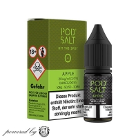 "Apple ""Pod Salt Liquid"" 10ml"