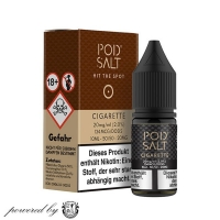 "Cigarette ""Pod Salt Liquid"" 10ml"